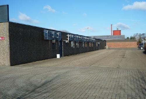 Bliv opdateret på de p.t. ledige lagerlejemål i Herning
