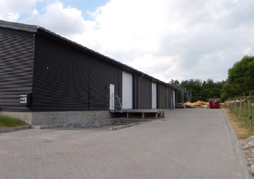 Her finder du øjeblikkets ledige lagerlejemål i Odense C